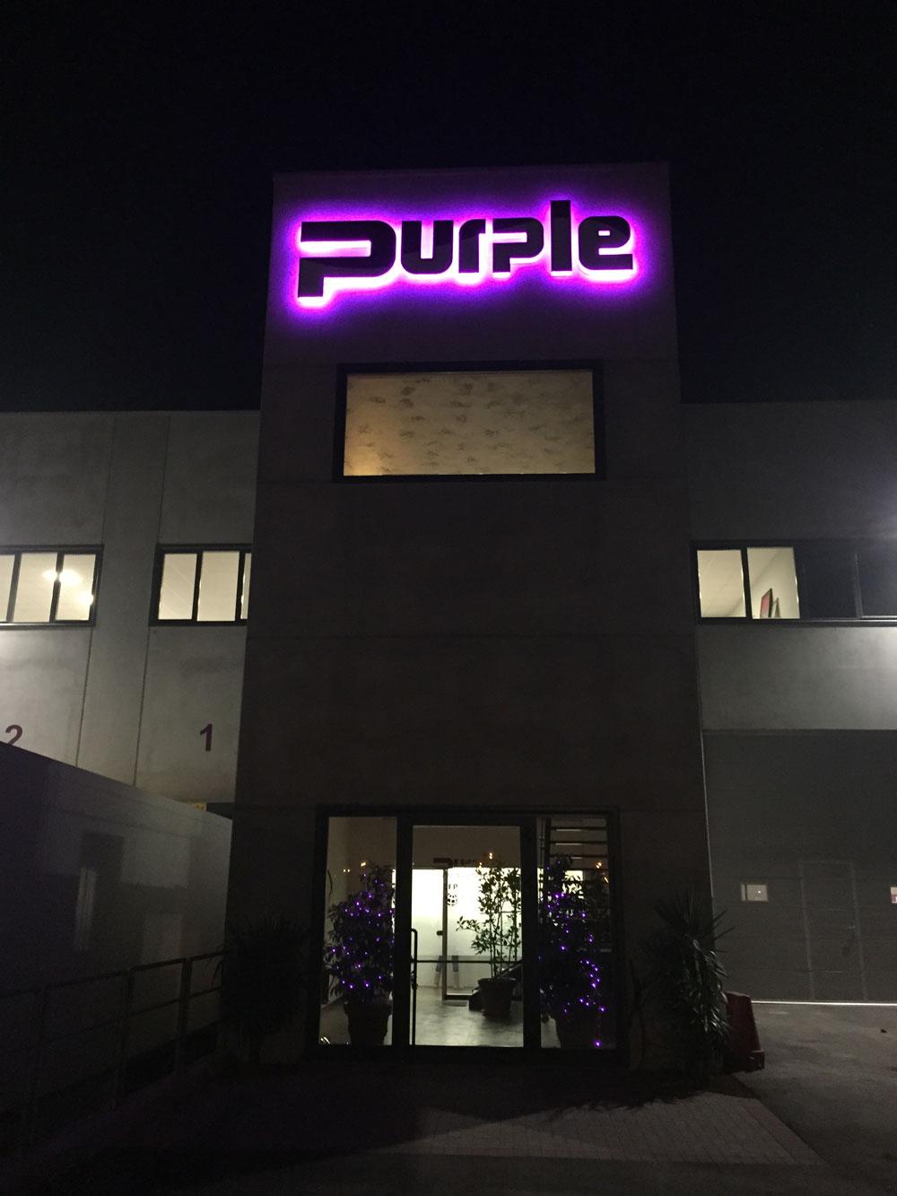 Purple Trasporti - Logistica 01