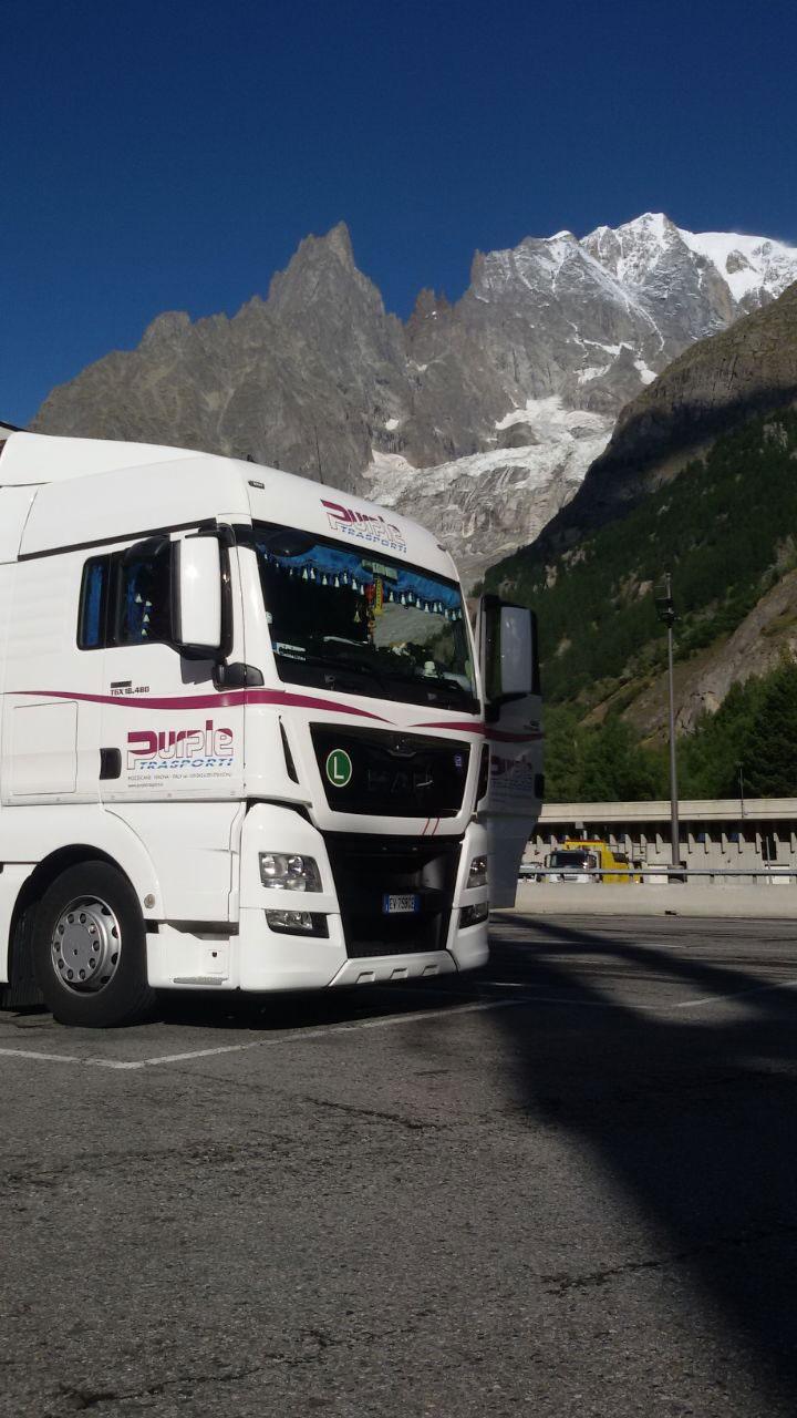 Purple Trasporti - Logistica 02